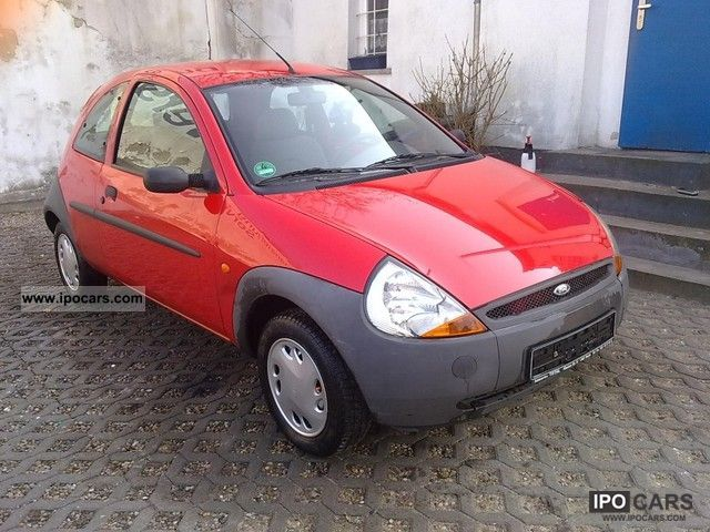 1998 Ford  TÜV new Ka Small Car Used vehicle photo