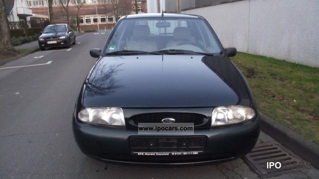 1997 Ford  4-door power, air conditioning, central Tüv 118000km * new * Small Car Used vehicle photo
