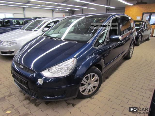 2008 Ford  S-Max 2.0 TDCi DPF * Navi * PDC * t SH * Cruise control * Air Van / Minibus Used vehicle photo