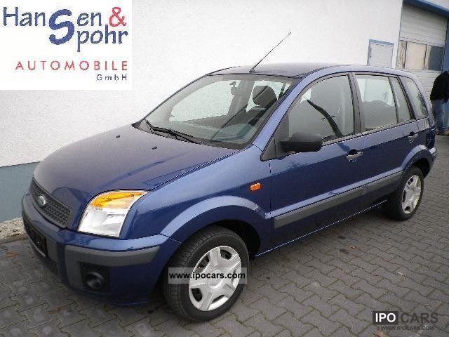 2006 Ford  Fusion 1.2 petrol, EURO4 Limousine Used vehicle photo