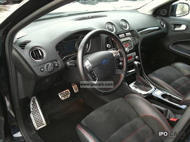 2010 ford mondeo 2 0 tdci aut titanium s car photo and. Black Bedroom Furniture Sets. Home Design Ideas