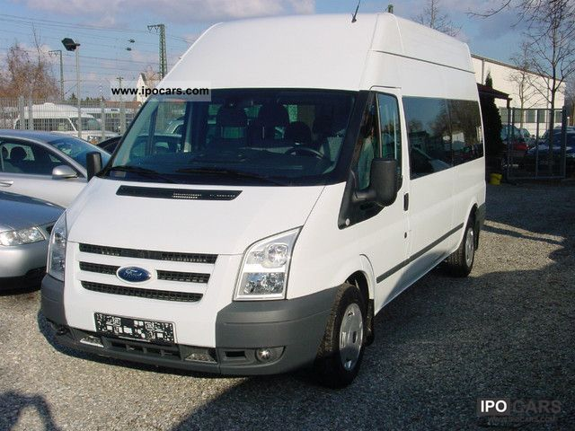 2011 ford transit ft300 long trend 2 2tdci klima 9 sitzer. Black Bedroom Furniture Sets. Home Design Ideas