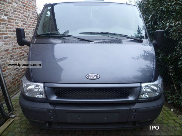 2005 Ford  TRANSIT 260 CP 100 double cabine Tddi AIR Other Used vehicle photo