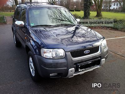 2002 Ford  Maverick XLT 3.0 V6 Limited Mod 03 Sch-maintained Off-road Vehicle/Pickup Truck Used vehicle photo