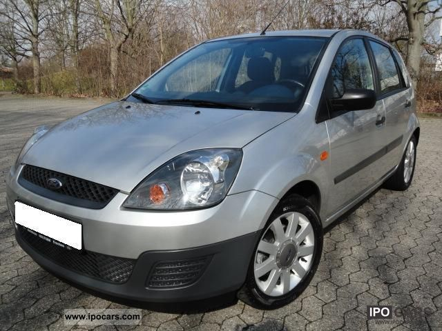 2006 Ford  * Air Fiesta 1.3 | 5 Door | 15 \ Small Car Used vehicle photo
