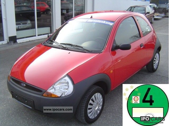 2007 Ford  Ka *** 4 x airbags, power steering, ABS, 1.Hand *** Small Car Used vehicle photo