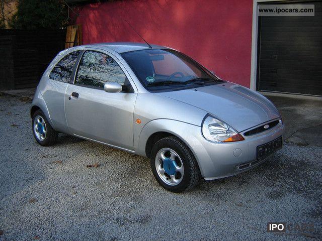 2006 Ford  Fun Ka 1.3 X Air & Power Small Car Used vehicle photo