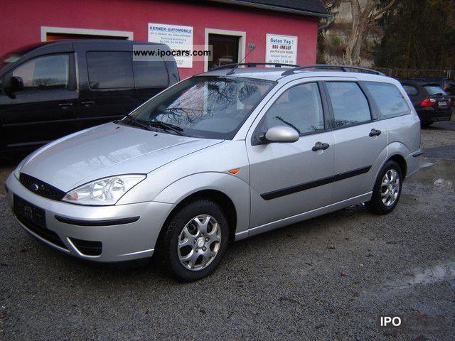 2003 ford focus 1 8 tdci finesse euro3 navigation car. Black Bedroom Furniture Sets. Home Design Ideas
