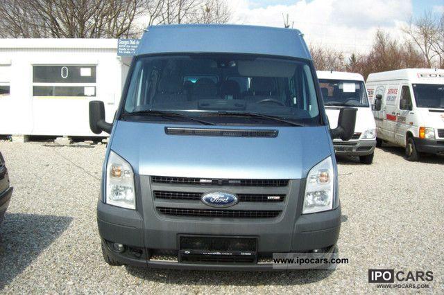 2007 Ford  Transit 130T280 tourneo 2XKLIMA STANDHEIZUNG Van / Minibus Used vehicle photo