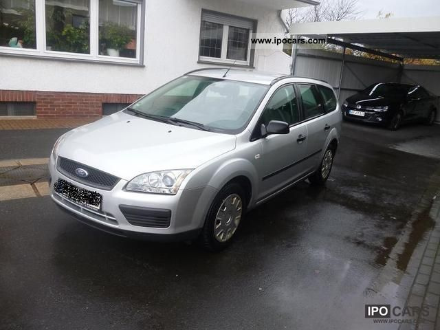 2006 Ford  Focus 1.6 TDCi DPF Connection Estate Car Used vehicle photo
