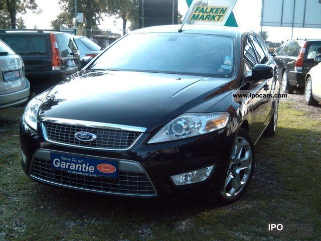 2009 Ford  Mondeo2.5Titanium S / leather / Bi-Xenon / Navi / PDC / SHD Estate Car Used vehicle photo