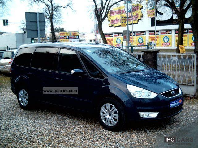 2010 Ford  Galaxy 2.0 TDCi DPF 103kW 6-tronic/Navi/PDC/Sthz Van / Minibus Used vehicle photo
