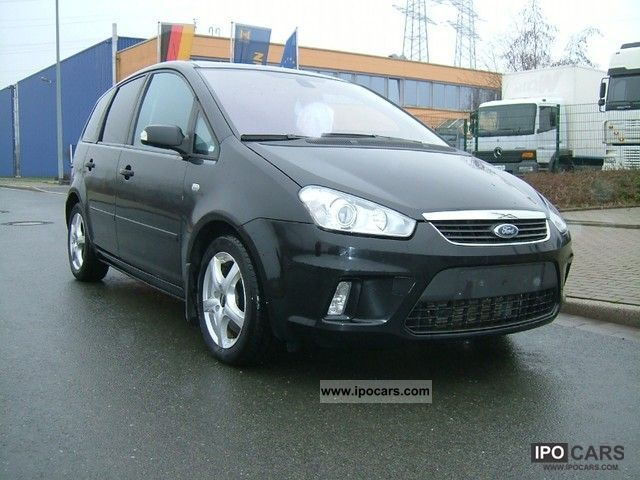 2009 Ford  C-MAX 2.0 TDCi Titanium Van / Minibus Used vehicle photo