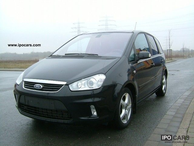 2009 ford c max 2 0 tdci titanium car photo and specs. Black Bedroom Furniture Sets. Home Design Ideas