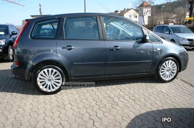 2009 ford c max 2 0 tdci dpf aut titanium pdc car photo and specs. Black Bedroom Furniture Sets. Home Design Ideas