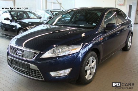 2009 ford mondeo 2 5 titanium klimaaut bi xenon navi pdc car photo and specs. Black Bedroom Furniture Sets. Home Design Ideas
