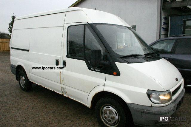 2006 Ford  330 M TDI 125 hp truck MAGIC HAND CAR 1 Van / Minibus Used vehicle photo