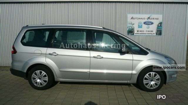 2011 Ford  Galaxy 1.6TDCi DPF start-stop pace of navigation. WSS-Hz Van / Minibus Used vehicle photo