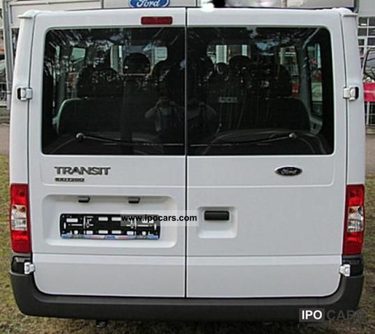 61 Ford Transit 280 Swb: 2012 Ford Transit FT280 Combination S 2.2 TDCi DPF