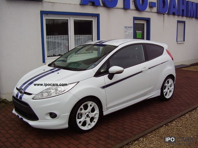 2011 Ford  Fiesta 1.6 Ti-VCT Sport S Small Car Used vehicle photo