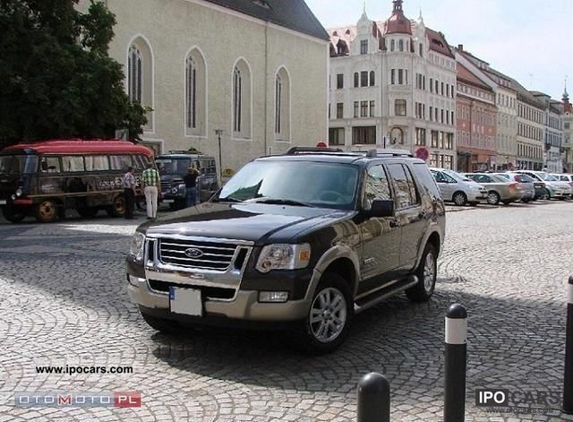 Ford  Explorer Eddie Bauer 4.6L V8 2006 Liquefied Petroleum Gas Cars (LPG, GPL, propane) photo