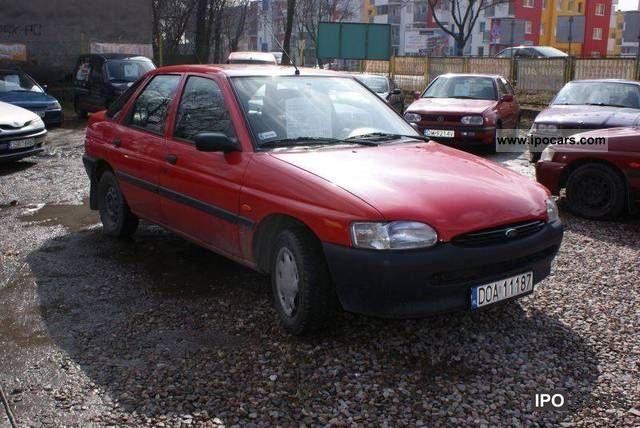 1996 ford escort pitc