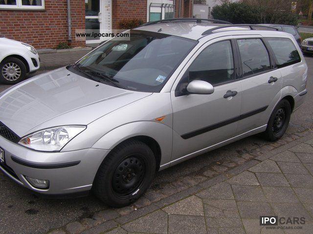 2002 Ford  Focus 1.8 TDDI tournament air radio / CD Estate Car Used vehicle photo