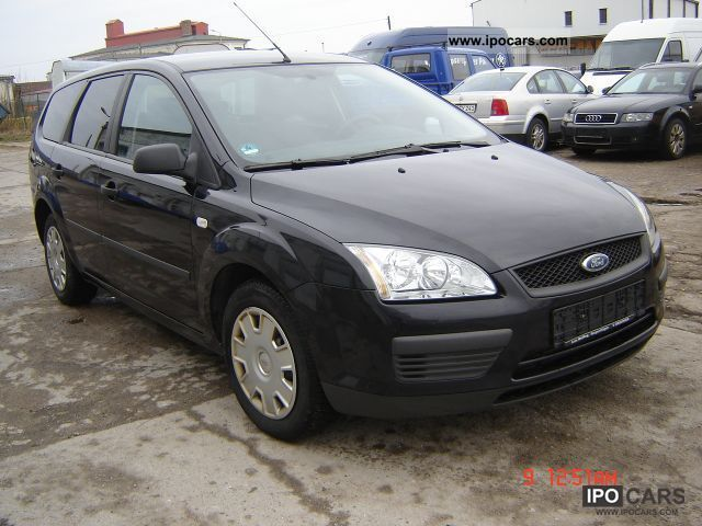 2006 Ford  1.6 TDCi DPF / Air / Very good condition! Estate Car Used vehicle photo