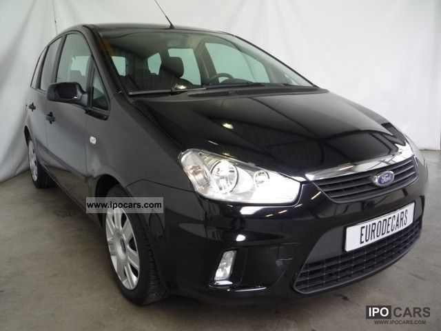 2009 ford c max 1 6 tdci style climate control car photo and specs. Black Bedroom Furniture Sets. Home Design Ideas