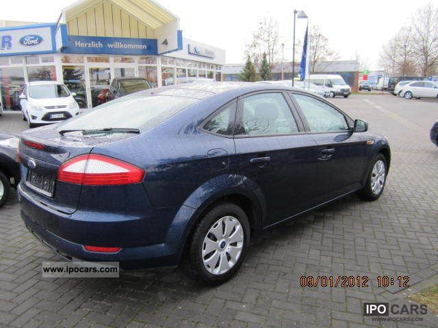 2010 ford mondeo 2 0 tdci 5 door klimaautom car photo and specs. Black Bedroom Furniture Sets. Home Design Ideas