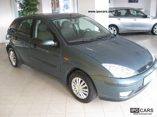 2002 ford focus electric air windows towbar car photo and specs. Black Bedroom Furniture Sets. Home Design Ideas