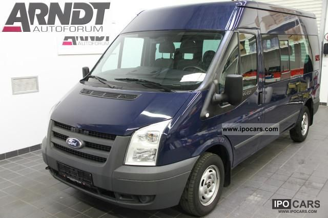 2011 Ford  Transit FT 300 2.2 TDCi 300 M ,9-seater, air conditioning, towbar Van / Minibus Used vehicle photo