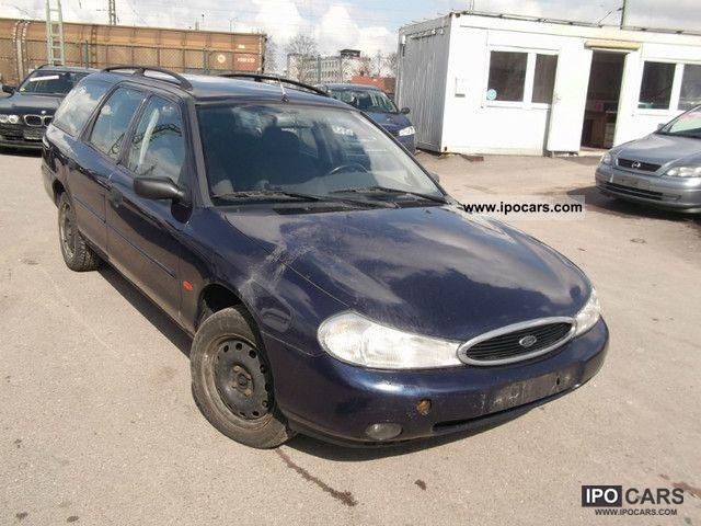Форд мондео 1999 фото