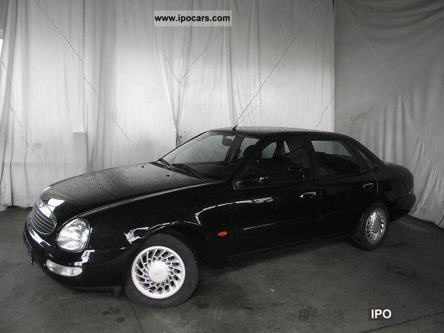 1995 Ford Scorpio 2 0i 16v Ghia Orig 74 515 Km Car
