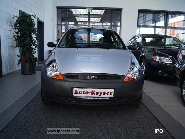 2008 Ford  Ka to 1.3 with only 19.300km + Great little car Small Car Used vehicle photo