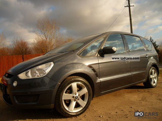 ford  max  titanium bogaty car photo  specs