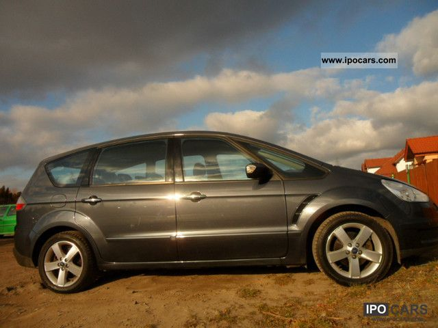 2009 Ford S Max 2 0 Titanium Bogaty Car Photo And Specs