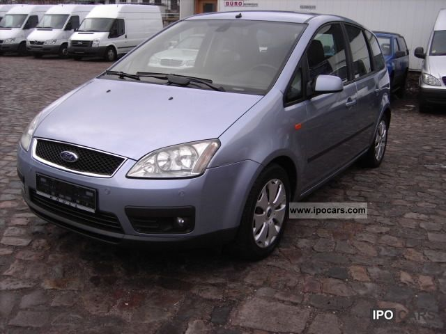 2005 Ford  C-MAX large air navigation Other Used vehicle photo