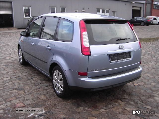 2005 ford c max large air navigation car photo and specs. Black Bedroom Furniture Sets. Home Design Ideas