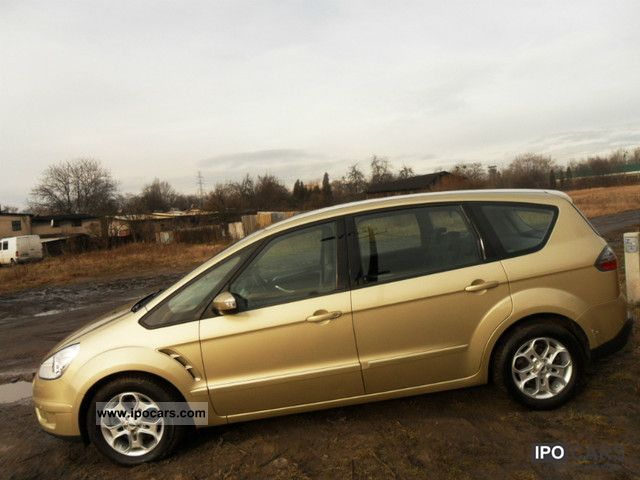 2007 ford s max 2 0 tdci 143hp parktroniki grzana szyba car photo and specs. Black Bedroom Furniture Sets. Home Design Ideas