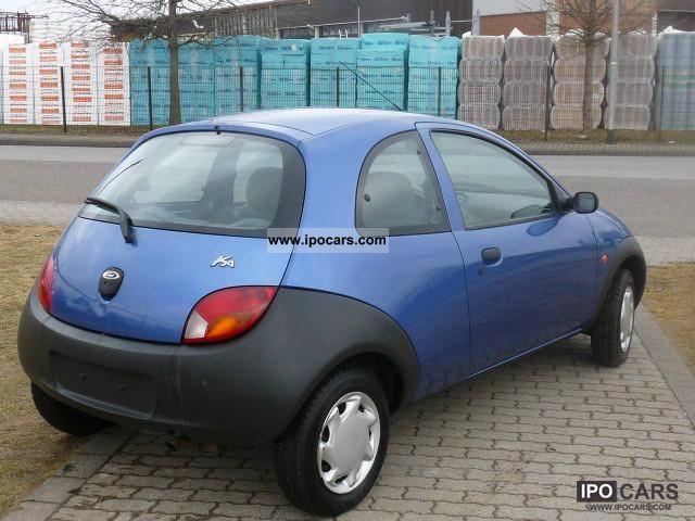 1999 ford ka tropika emissions inspection new car photo and specs. Black Bedroom Furniture Sets. Home Design Ideas