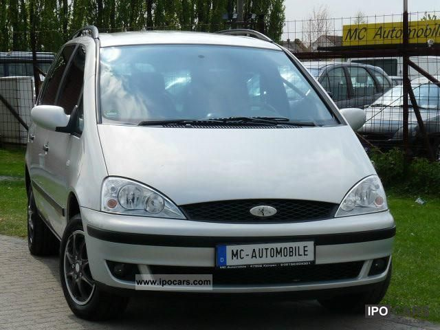 2001 Ford  Galaxy 16V Ambiente * AIR * Servo * Estate Car Used vehicle photo