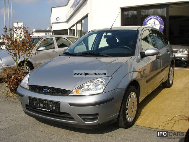 2005 Ford  Focus Viva X-Air, 1Hand ,5-door- Limousine Used vehicle photo