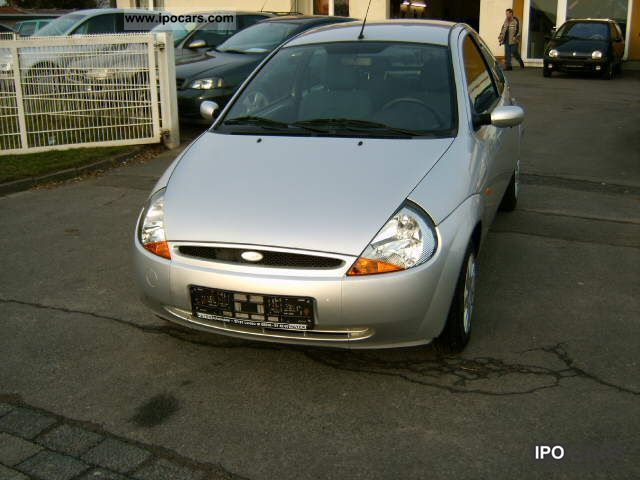 2005 Ford  Ka 1:3 Royal Air Small Car Used vehicle photo