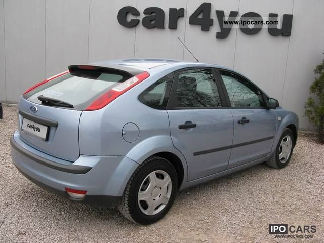 2006 ford focus 1 6 16v pierwszy w a ciciel car photo. Black Bedroom Furniture Sets. Home Design Ideas