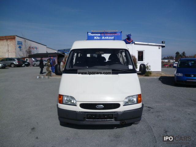 2000 Ford  L TDE HiCube Van / Minibus Used vehicle photo