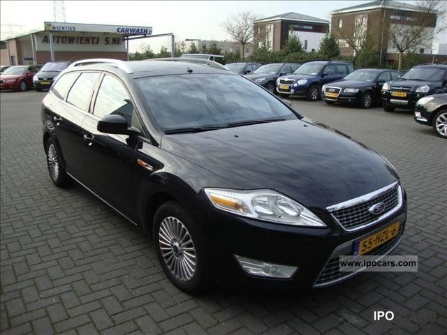 2009 ford mondeo 2 0 tdci 103kw sw titaniu car photo and specs. Black Bedroom Furniture Sets. Home Design Ideas