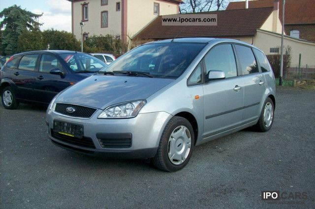 2003 Ford  Focus C-MAX 1.8 Trend Van / Minibus Used vehicle photo