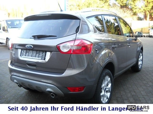 2012 Ford  Kuga 2.0 TDCi 2x4 Trend / Day Approval Off-road Vehicle/Pickup Truck Pre-Registration photo