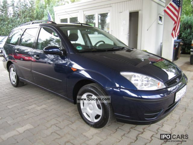 2002 Ford  Focus Wagon finesse gaps S'heft from 2.Hd Estate Car Used vehicle photo